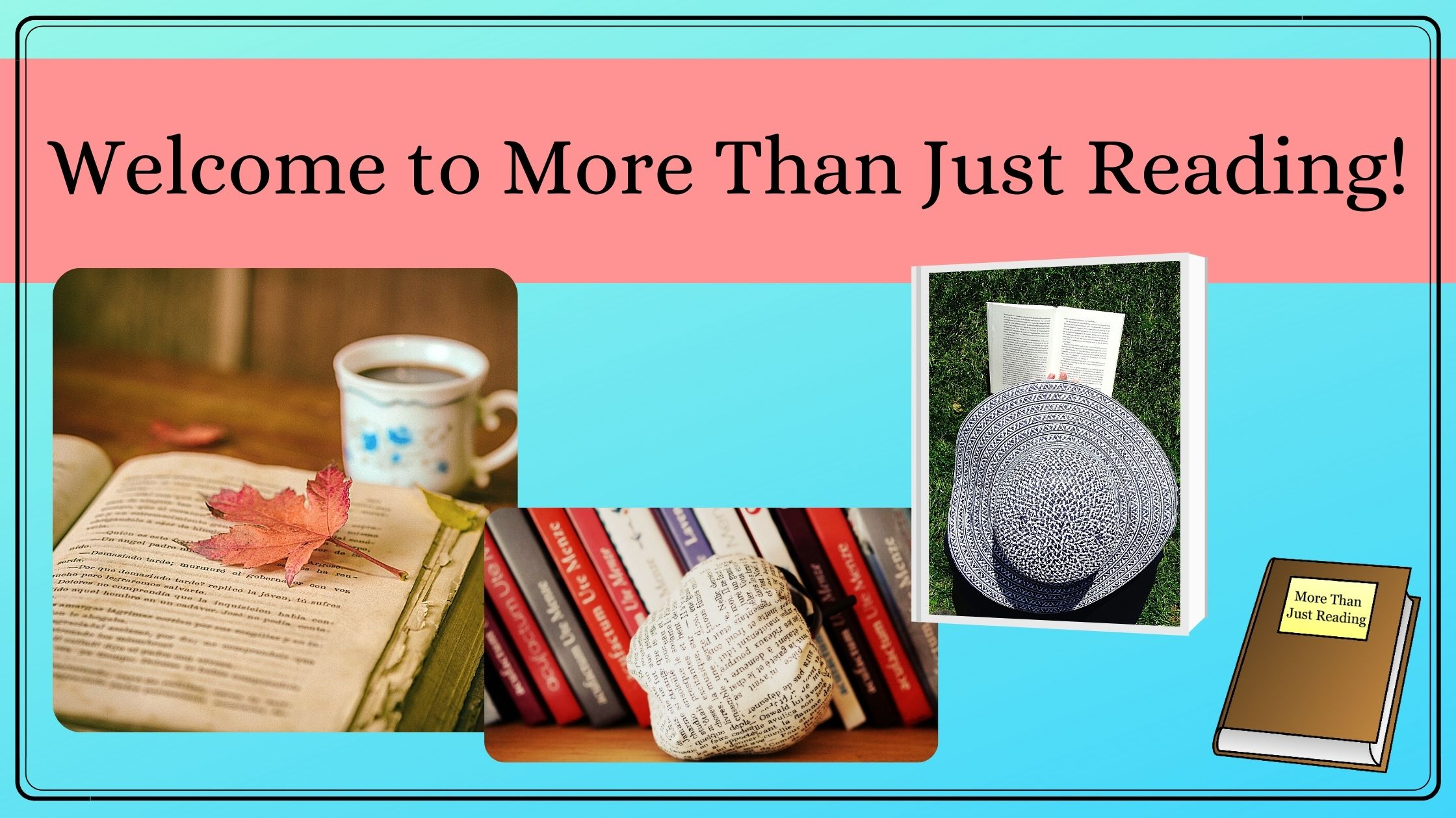 Welcome to More Than Just Reading