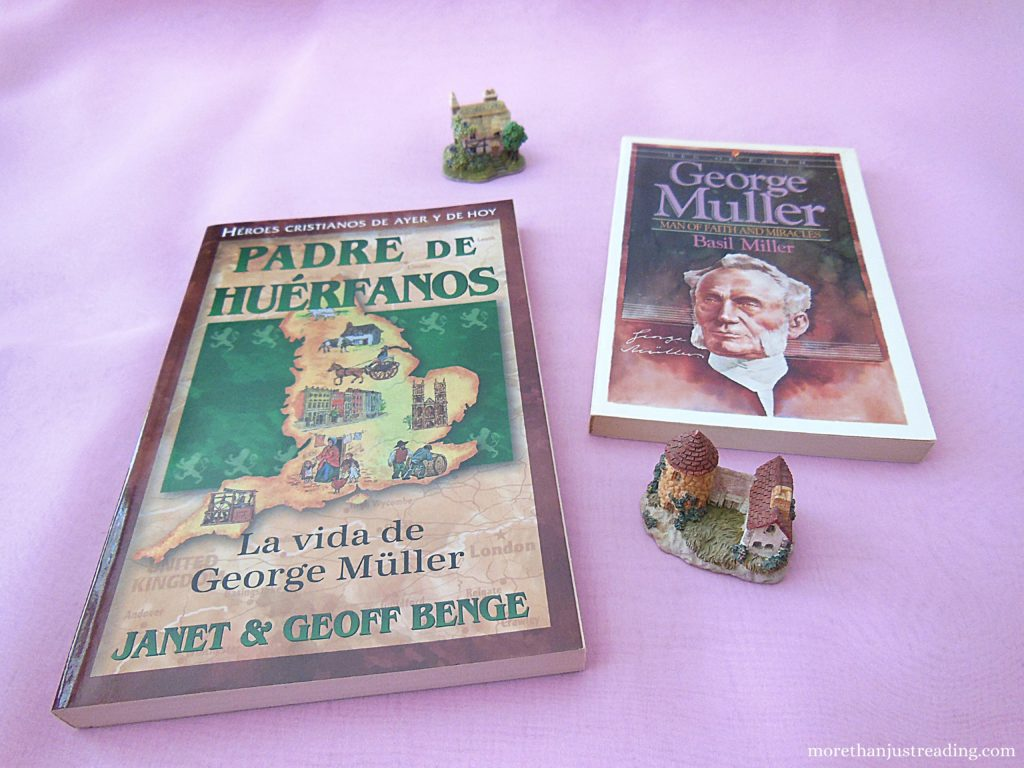 An English and Spanish biography of George Muller