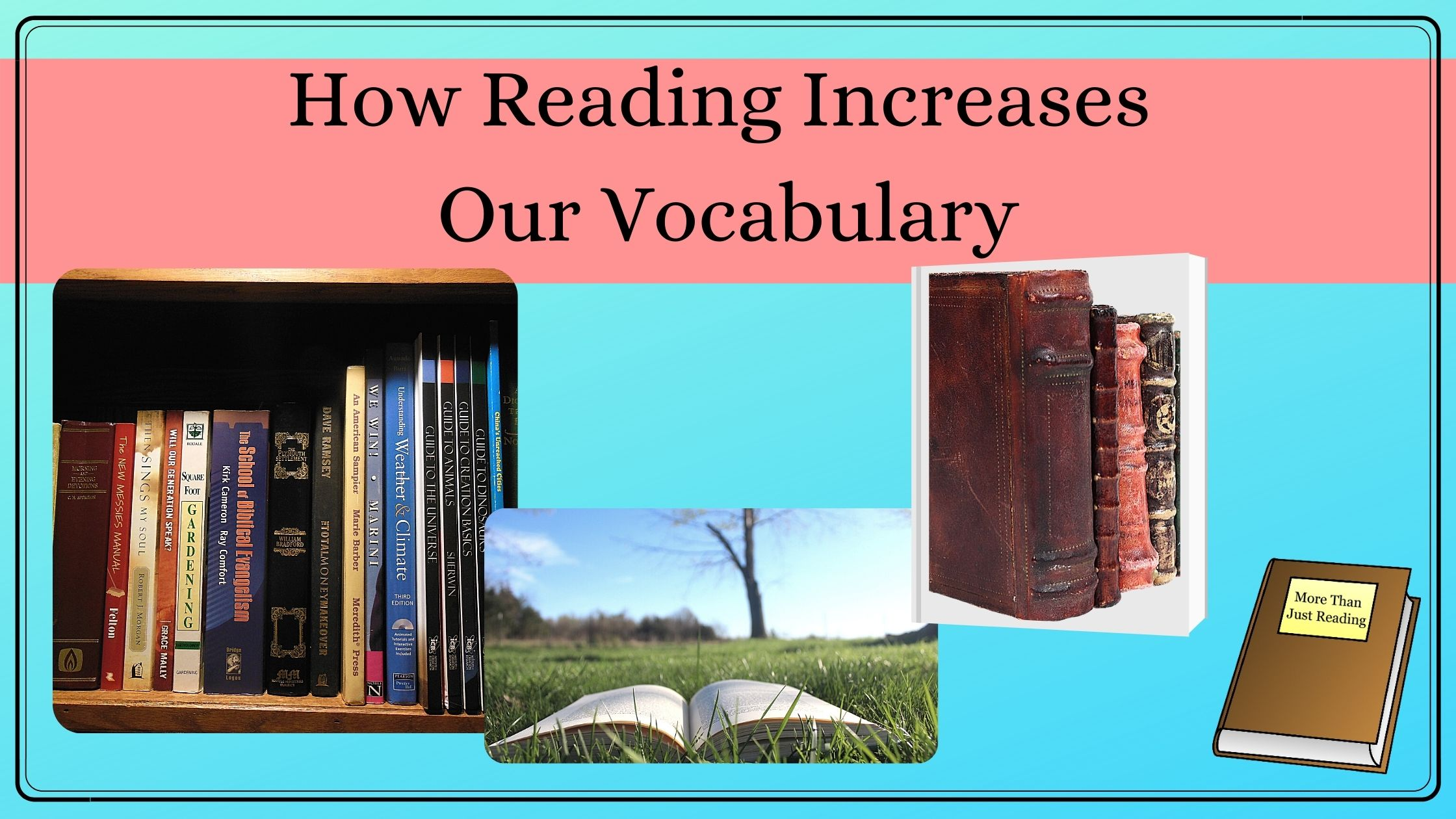 How Reading Increases Our Vocabulary