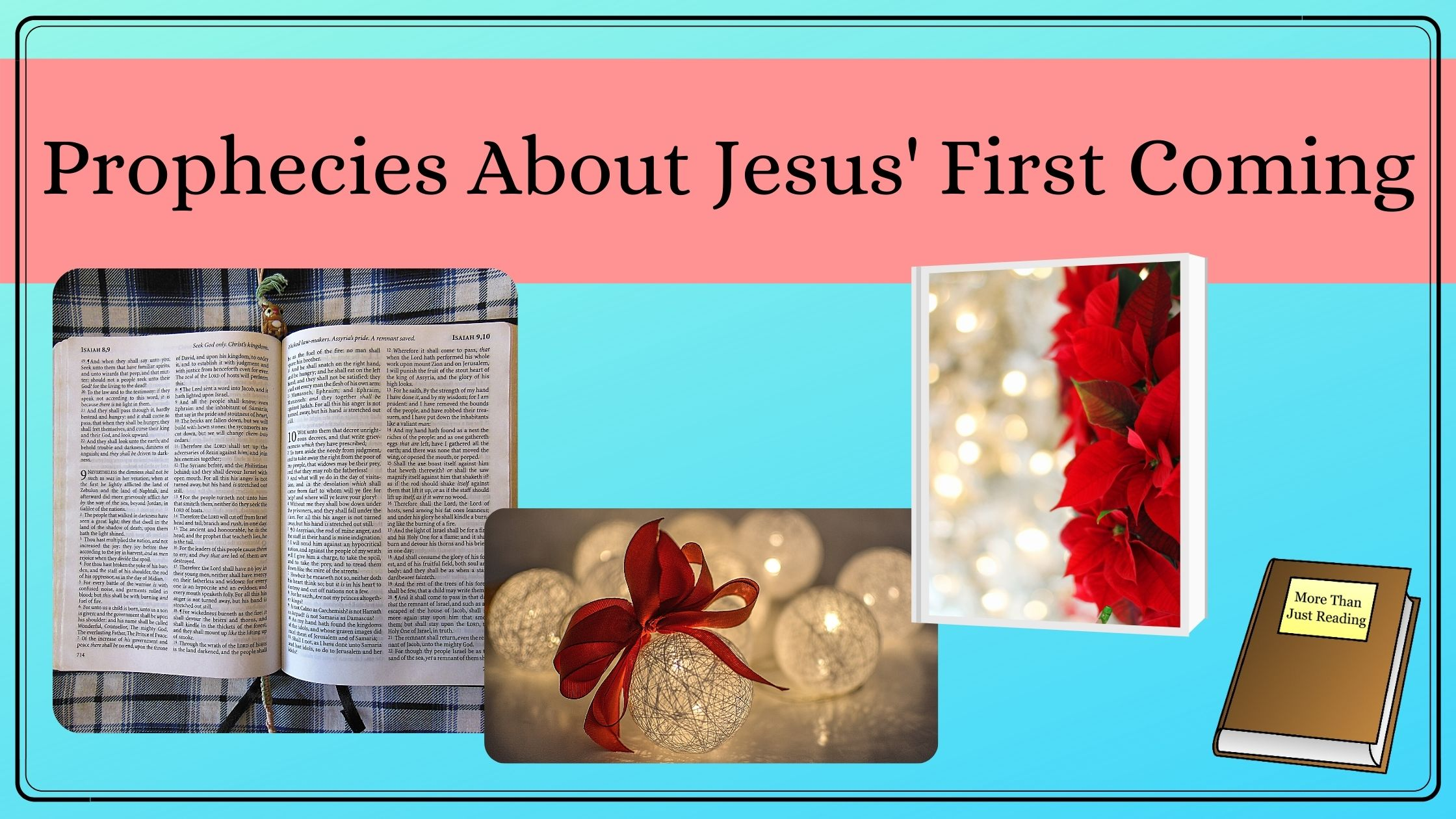 Prophecies about Jesus' first coming