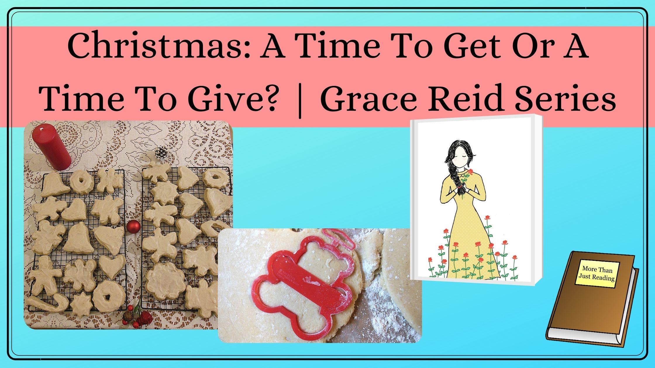 Grace Reid Series