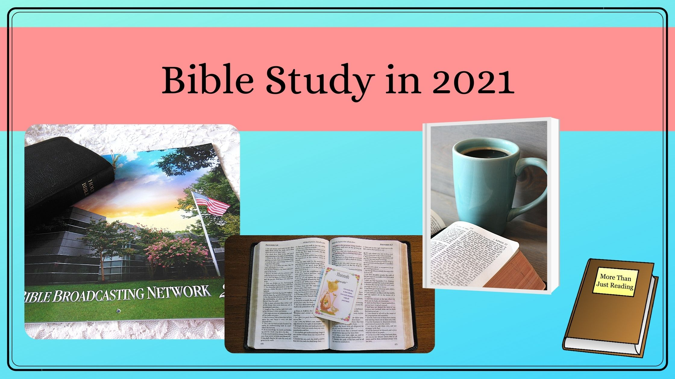 Bible study in 2021