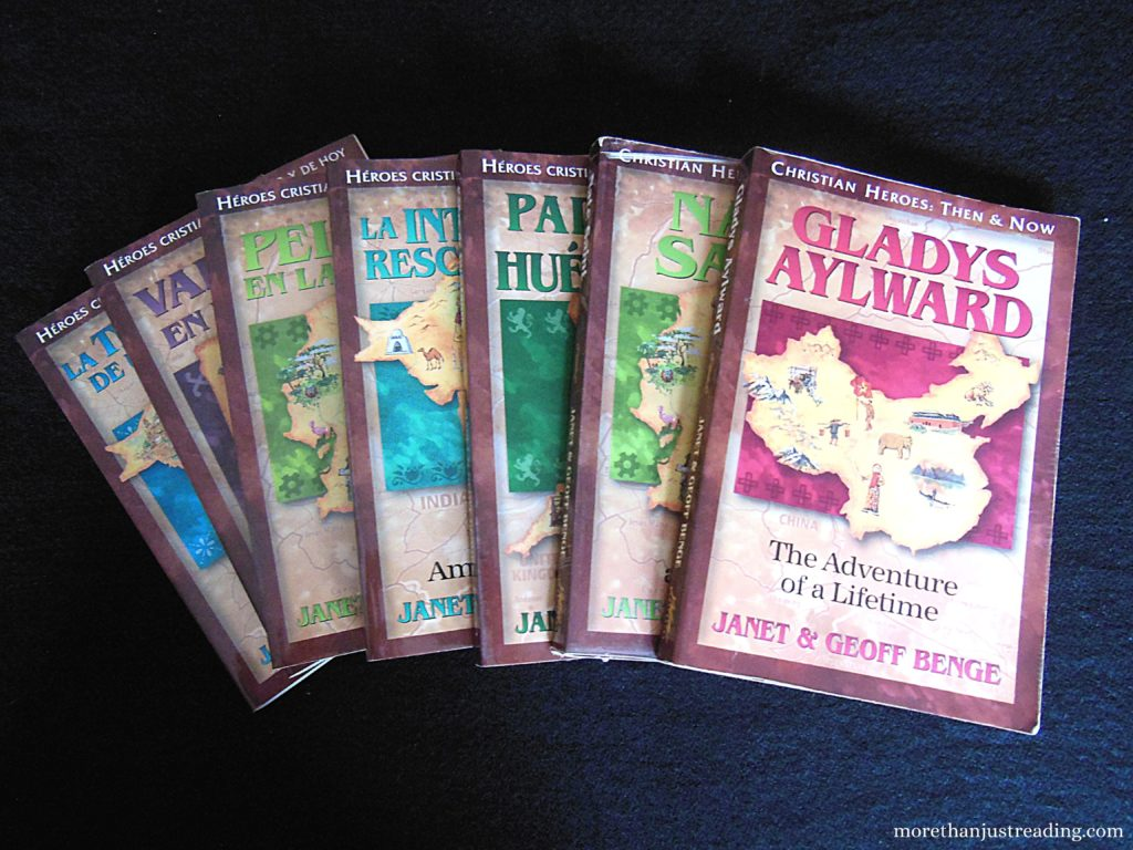 Several books fanned out | reading resources