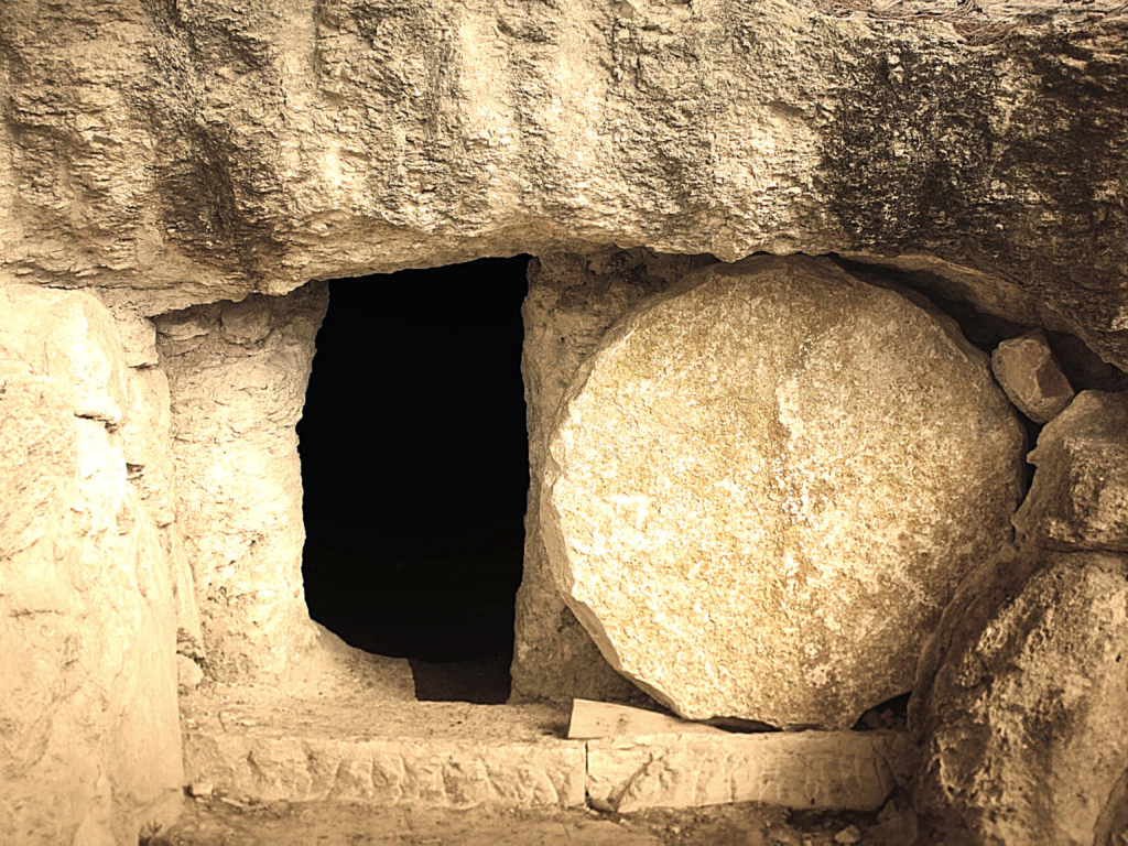 An empty tomb | Resurrection Day