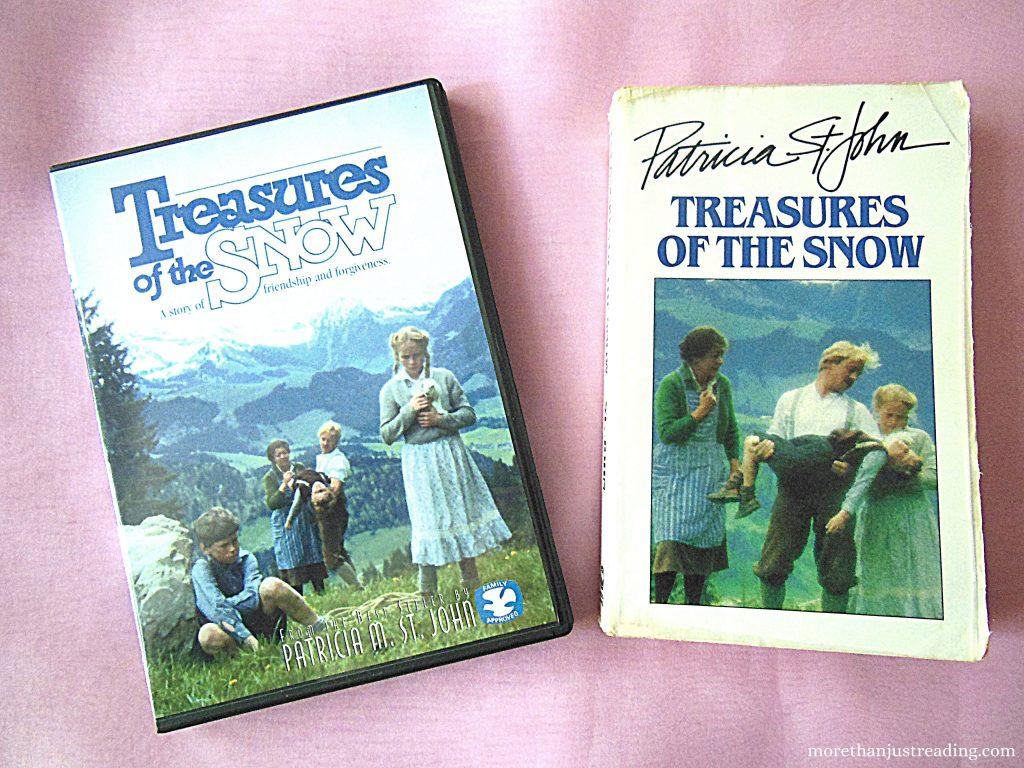 Treasures of the snow book and movie | Books versus movies