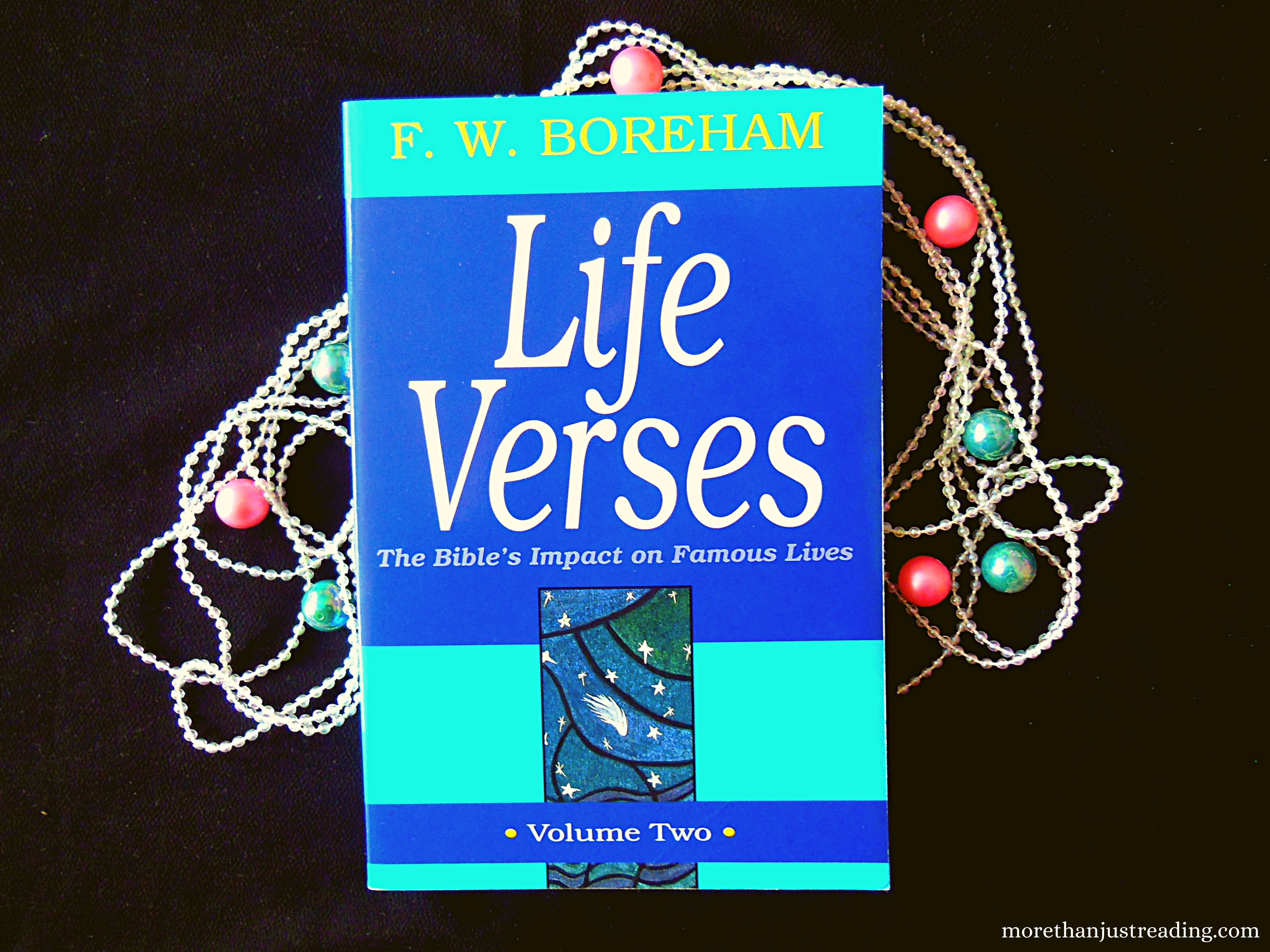Copy of Live Verses by F. W. Boreham | A handful of stars