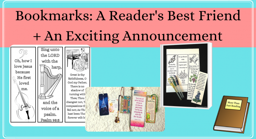 Bookmark Pictures | Printable coloring bookmarks