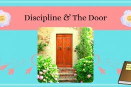 door | praising God
