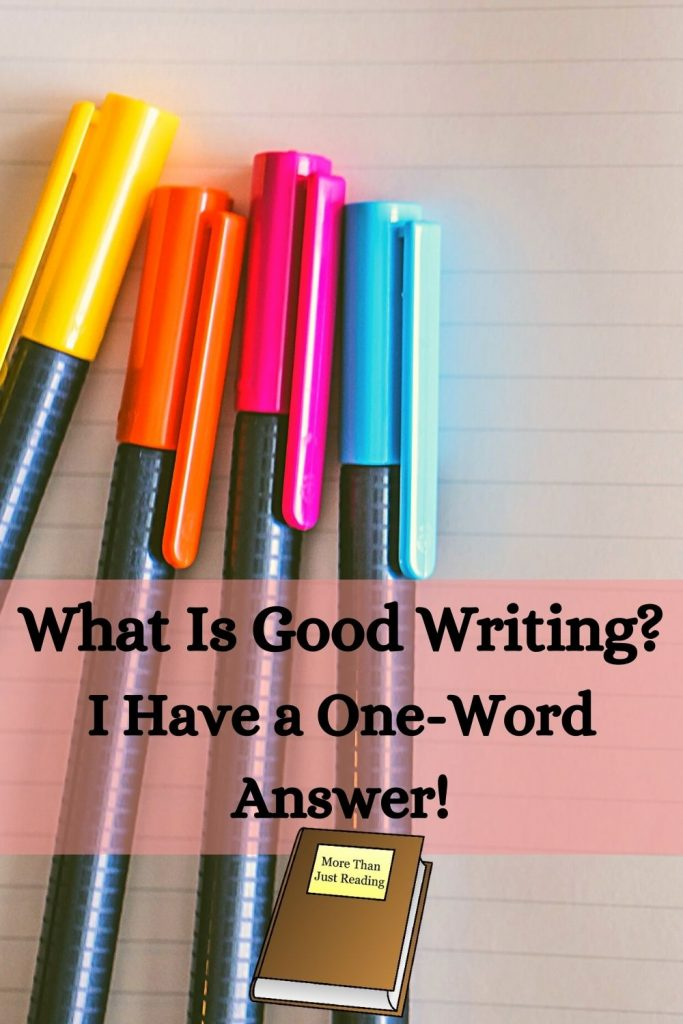 Pens and Paper | Good Writing