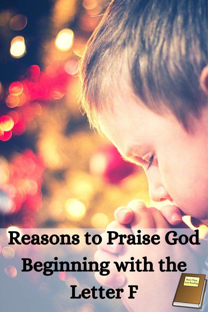 boy praying | forgiveness