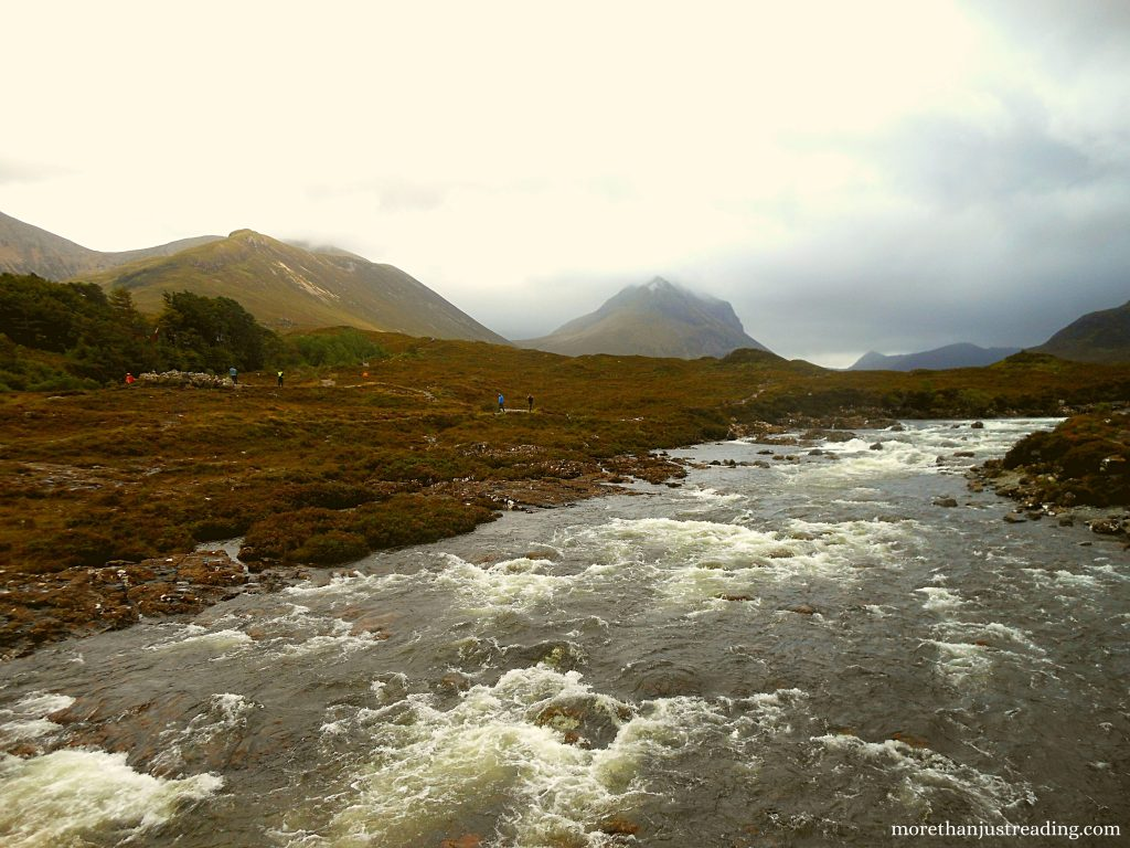 scottish highlands and river | Michael Faraday