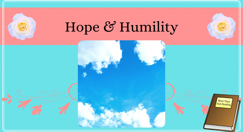blue sky and clouds | hope of Heaven